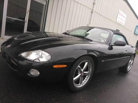 2002 Jaguar XKR for sale in Tampa, FL