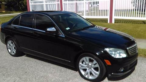2009 Mercedes-Benz C-Class for sale in Tampa, FL