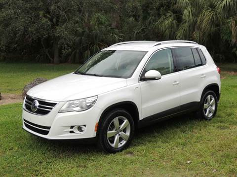 2010 Volkswagen Tiguan for sale in Miami, FL