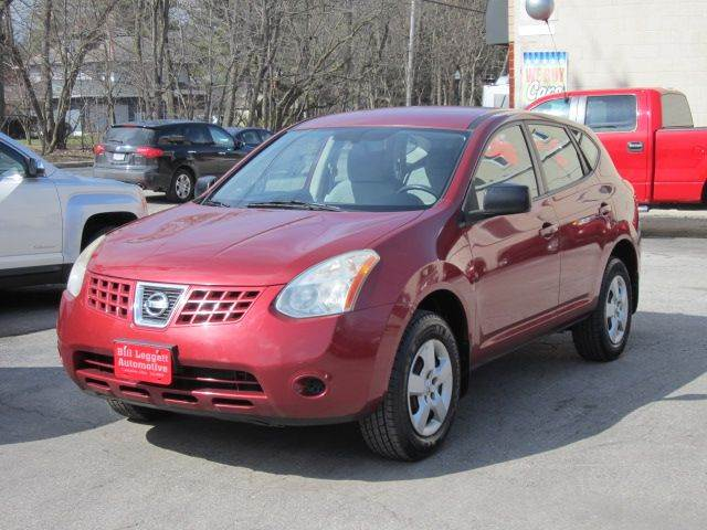 2008 Nissan Rogue AWD S Crossover 4dr   Columbus OH