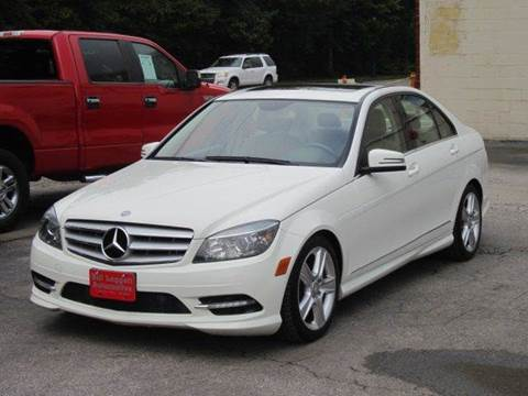 2011 Mercedes Benz C Class For Sale In Columbus, OH