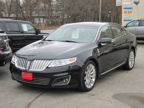 2010 Lincoln MKS for sale in Columbus, OH