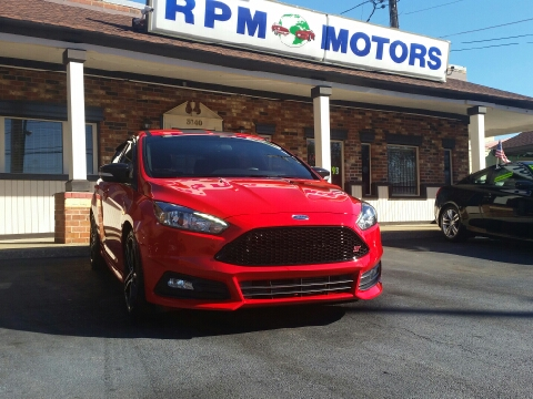 2015 Ford Focus for sale in Nashville, TN