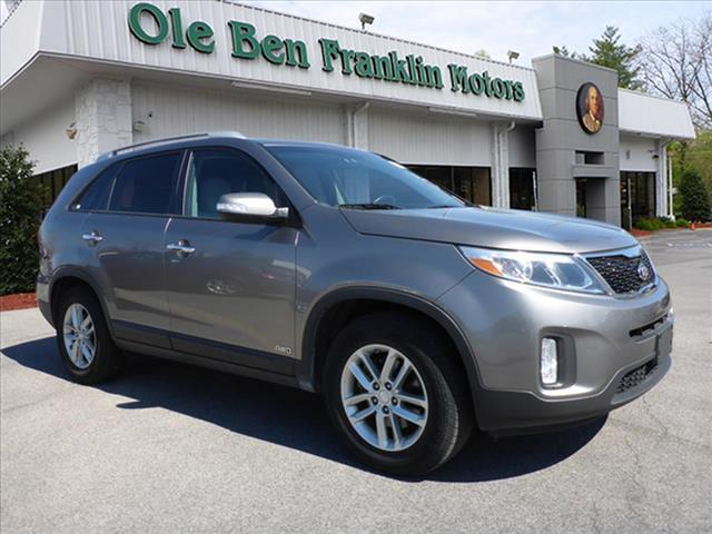 2015 KIA SORENTO LX AWD 4DR SUV dk gray all new 5 passenger  youll love the bluetooth and gra