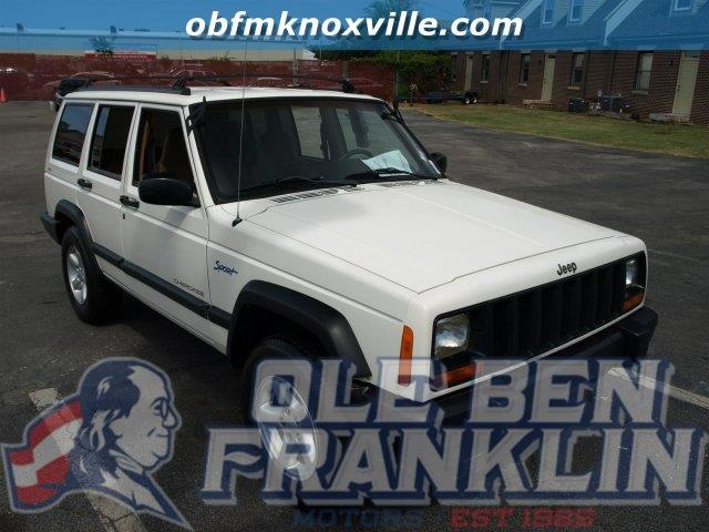 1998 JEEP CHEROKEE SPORT 4DR 4WD SUV unspecified check out this capable 1998 jeep cherokee  vari