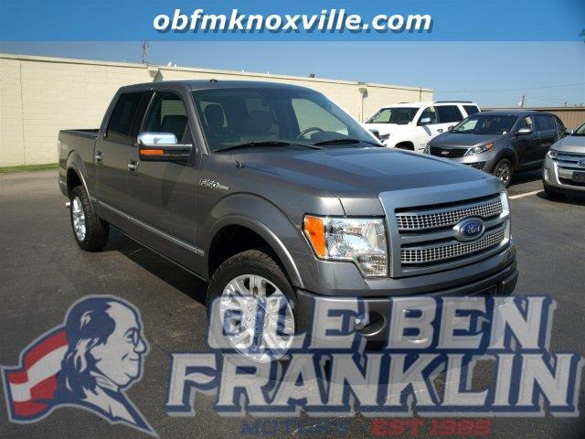 2010 FORD F-150 PLATINUM sterling grey metallic delivers 18 highway mpg and 14 city mpg this for