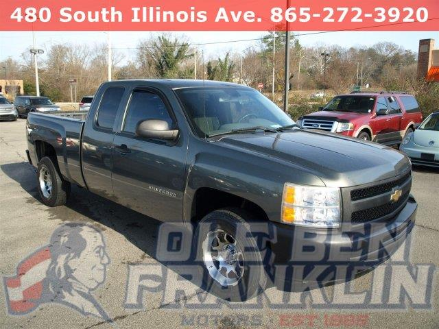 2011 CHEVROLET SILVERADO 1500 WORK TRUCK 4X2 4DR EXTENDED CAB unspecified scores 20 highway mpg a
