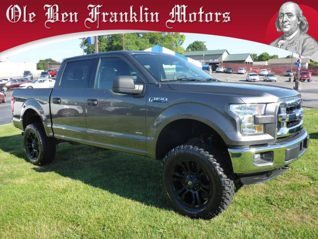 2015 FORD F-150 XLT dk gray stability controlsecurity remote anti-theft alarm systemmulti-func