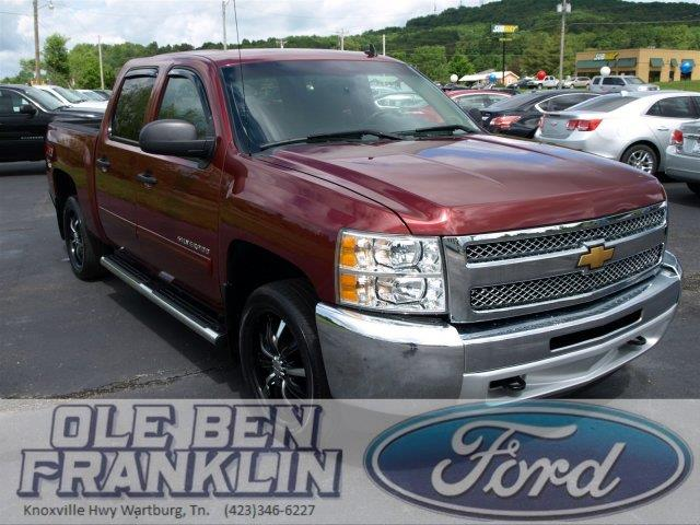 2013 CHEVROLET SILVERADO 1500 LT 4X4 4DR CREW CAB 58 FT SB unspecified boasts 21 highway mpg an