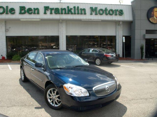 2008 BUICK LUCERNE CXL 4DR SEDAN unspecified only 36221 miles boasts 25 highway mpg and 16 city