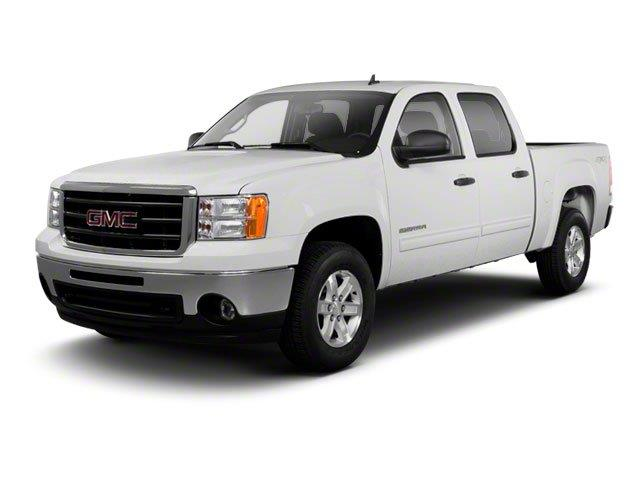 2012 GMC SIERRA 1500 SLE 4X2 4DR CREW CAB 58 FT SB silver boasts 21 highway mpg and 15 city mpg