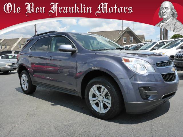 2014 CHEVROLET EQUINOX LT 4DR SUV W1LT blue scores 32 highway mpg and 22 city mpg this chevrole
