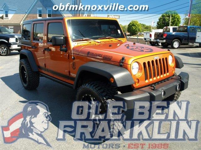 2011 JEEP WRANGLER UNLIMITED RUBICON 4X4 4DR SUV mango tango pearl 2011 black ops edition hard t