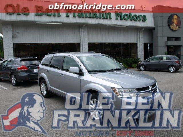 2016 DODGE JOURNEY SXT 4DR SUV granite crystal metallic clear only 4192 miles scores 26 highway