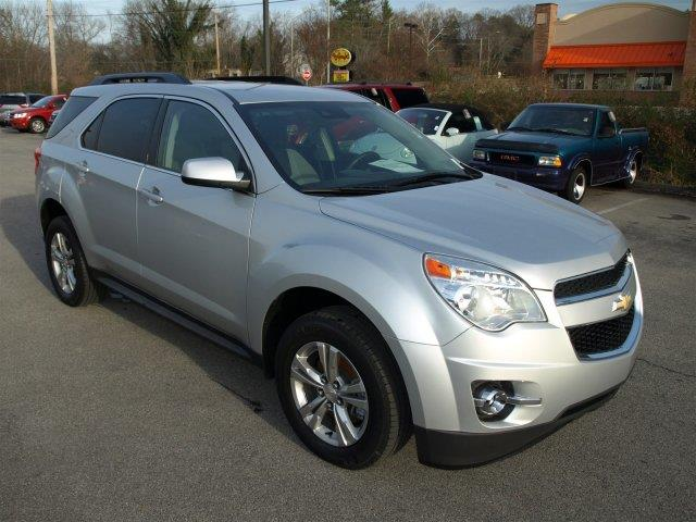 2015 CHEVROLET EQUINOX LT 4DR SUV W2LT silver delivers 32 highway mpg and 22 city mpg this chev