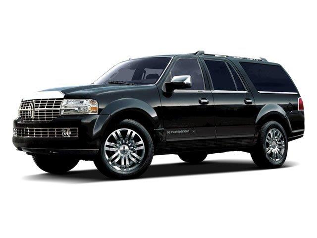 2009 LINCOLN NAVIGATOR BASE 4X4 4DR SUV black this lincoln navigator boasts a gasethanol v8 54l