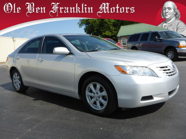 2009 TOYOTA CAMRY LE 4DR SEDAN 5A silver crumple zones frontcrumple zones rearairbags - front -