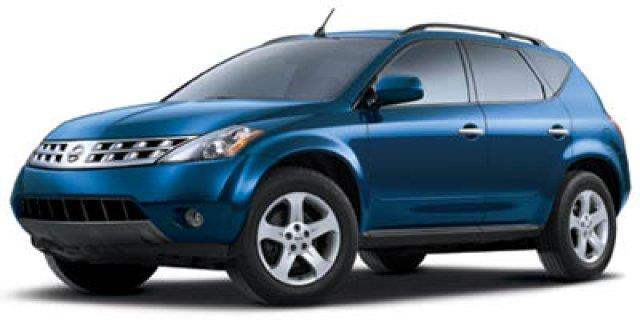 2005 NISSAN MURANO SE 4DR SUV unspecified boasts 25 highway mpg and 20 city mpg this nissan mura