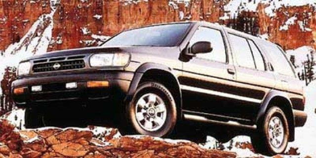 1997 NISSAN PATHFINDER XE 4DR 4WD SUV unspecified only 168840 miles delivers 19 highway mpg and