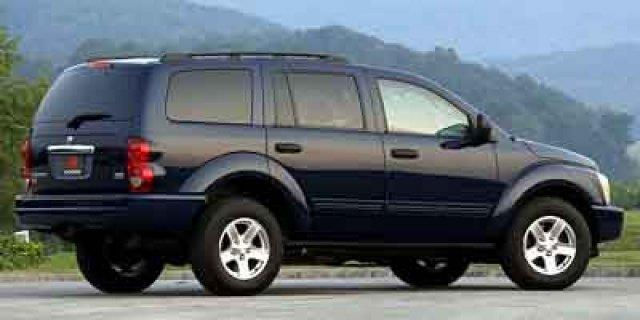 2004 DODGE DURANGO SLT 4DR SUV black scores 19 highway mpg and 14 city mpg this dodge durango bo