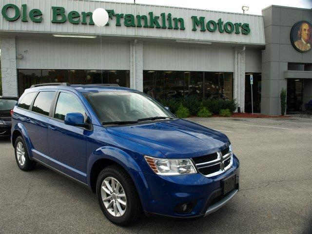 2015 DODGE JOURNEY SXT AWD 4DR SUV blue boasts 24 highway mpg and 16 city mpg this dodge journey