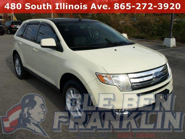 2007 FORD EDGE SEL AWD 4DR SUV creme brulee clearcoat scores 24 highway mpg and 17 city mpg this