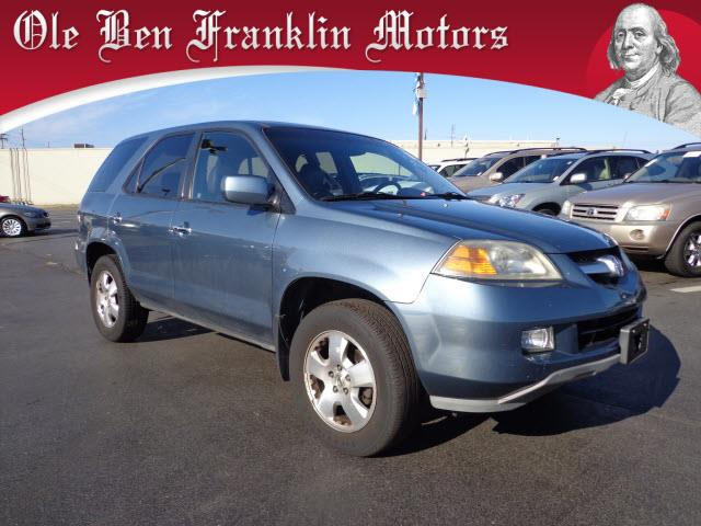 Used 2006 acura mdx for sale for Ole ben franklin motors knoxville
