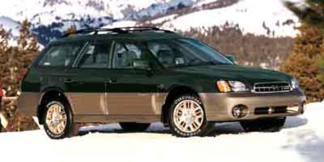 2002 SUBARU OUTBACK LL BEAN EDITION AWD 4DR WAGON unspecified scores 26 highway mpg and 20 city