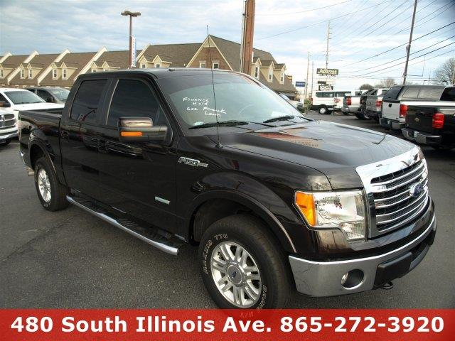 2013 FORD F-150 kodiak brown metallic delivers 21 highway mpg and 15 city mpg this ford f-150 de
