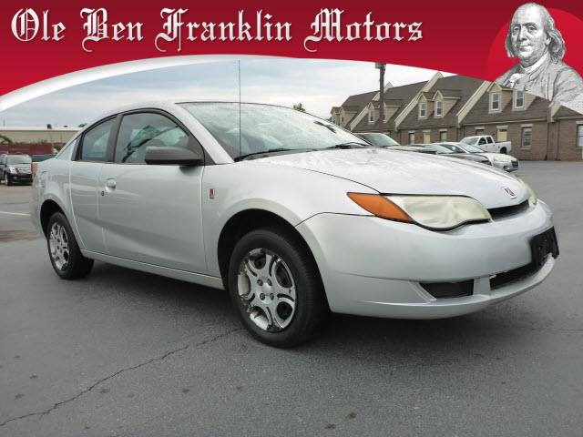 2004 SATURN ION 2 4DR COUPE unspecified delivers 35 highway mpg and 26 city mpg this saturn ion