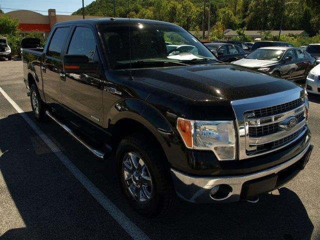 2013 FORD F-150 tuxedo black metallic boasts 21 highway mpg and 15 city mpg this ford f-150 deli