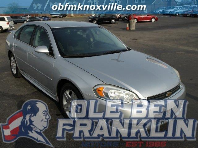2010 CHEVROLET IMPALA LT 4DR SEDAN cyber gray metallic delivers 29 highway mpg and 18 city mpg t