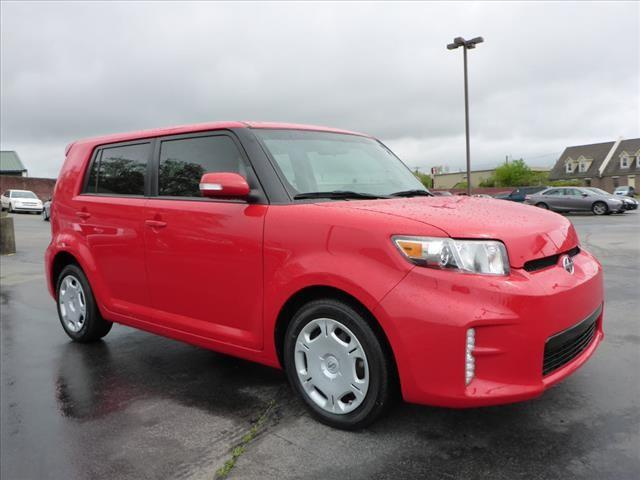 2013 SCION XB absolutely red only 20650 miles boasts 28 highway mpg and 22 city mpg this scion