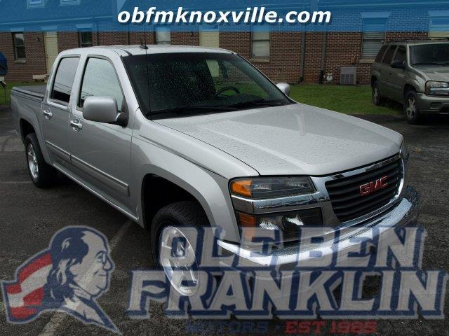 2011 GMC CANYON SLE-1 4X2 4DR CREW CAB beige delivers 25 highway mpg and 18 city mpg this gmc ca