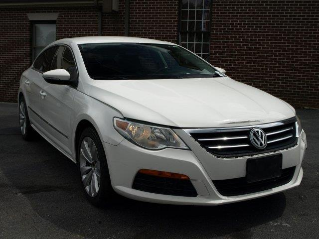 2012 VOLKSWAGEN CC SPORT 4DR SEDAN 6A candy white boasts 31 highway mpg and 22 city mpg this vol