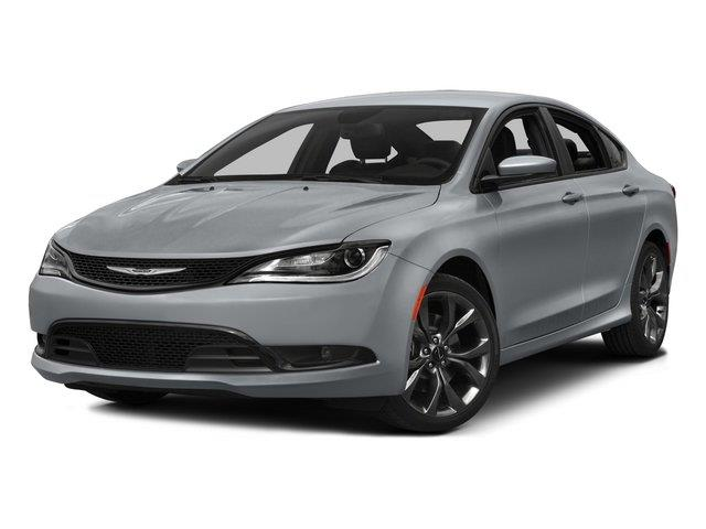 2015 CHRYSLER 200 LIMITED 4DR SEDAN granite crystal metallic clear only 9519 miles boasts 36 hi