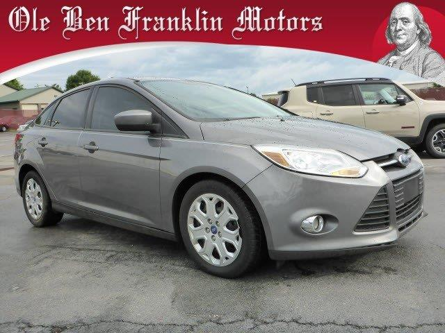 2012 FORD FOCUS SE 4DR SEDAN gray stability control electronicsecurity anti-theft alarm systema
