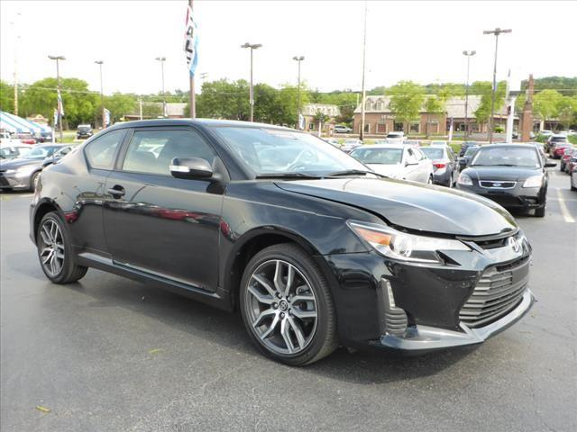 2015 SCION TC 2DR HB AUTO GS black stability control electronicmulti-function displayphone wi