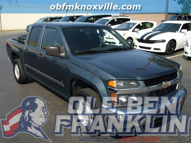 2006 CHEVROLET COLORADO LT 4DR CREW CAB SB unspecified only 117125 miles delivers 24 highway mp