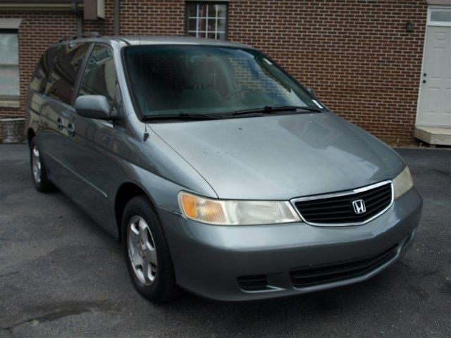 2001 HONDA ODYSSEY EX 4DR MINI VAN unspecified delivers 25 highway mpg and 18 city mpg this hond