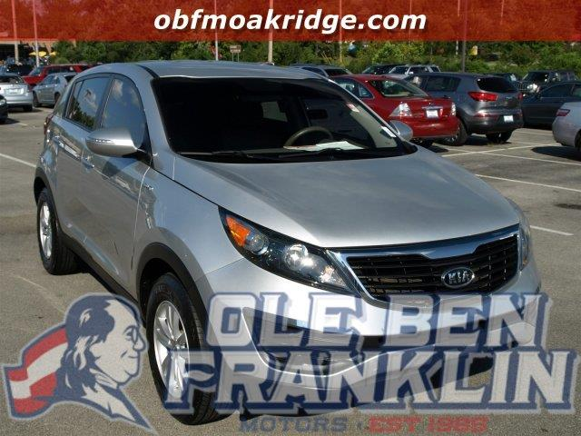 2011 KIA SPORTAGE LX AWD 4DR SUV bright silver scores 28 highway mpg and 21 city mpg this kia sp