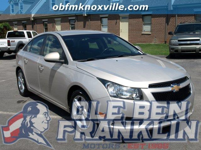 2012 CHEVROLET CRUZE LT 4DR SEDAN W2LT gold mist metallic delivers 38 highway mpg and 26 city mp
