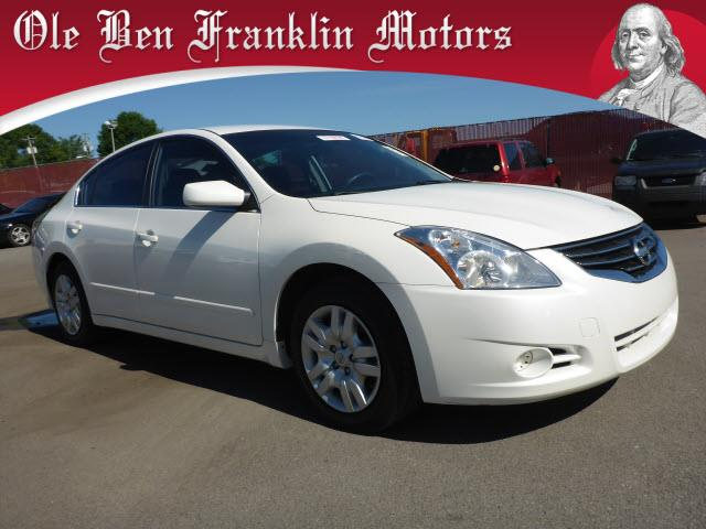 2011 NISSAN ALTIMA 25 S 4DR SEDAN white stability controlsecurity anti-theft alarm systemcrump