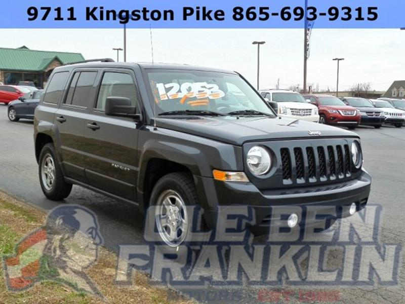 2011 jeep patriot for sale in mississippi for Ole ben franklin motors knoxville