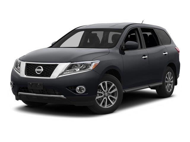2013 NISSAN PATHFINDER SL 4DR SUV unspecified scores 26 highway mpg and 20 city mpg this nissan