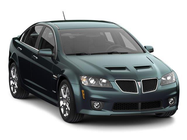 2009 PONTIAC G8 unspecified rear wheel drivepower steeringtires - front performancetires - rea
