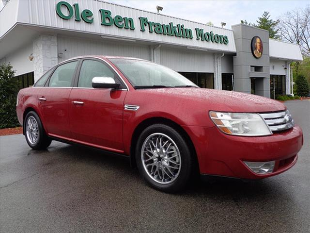 2009 FORD TAURUS LIMITED 4DR SEDAN sangria red clearcoa awesome daily driver  100 financing