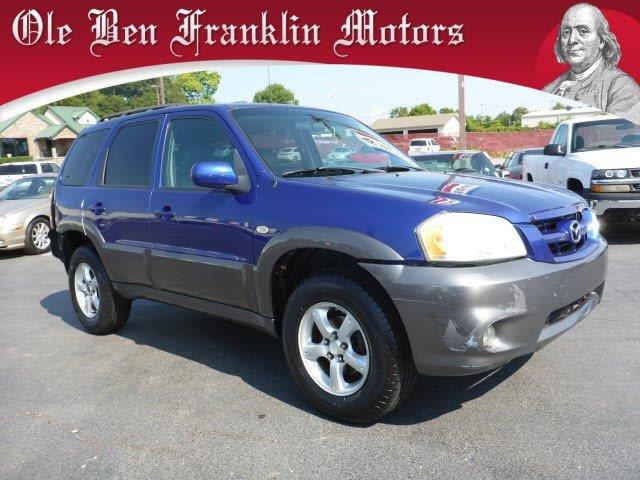 2005 MAZDA TRIBUTE I 4DR SUV unspecified boasts 29 highway mpg and 24 city mpg this mazda tribut