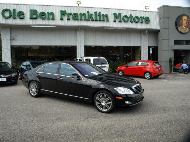 2008 MERCEDES-BENZ S-CLASS S550 4DR SEDAN unspecified only 90075 miles delivers 21 highway mpg