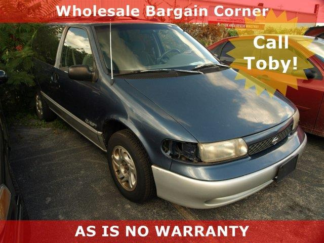 1997 NISSAN QUEST GXE 3DR MINI VAN unspecified scores 23 highway mpg and 17 city mpg this nissan
